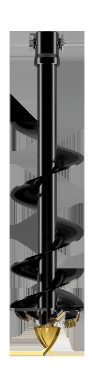 A4 Tungsten MFT Augers Hard Ground Up To 5 Ton